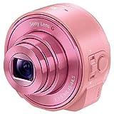 Sony lens style camera Cyber-shot DSC-QX10 (Pink)