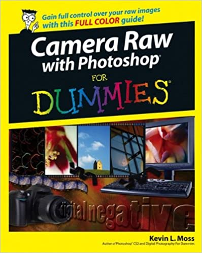 Download Camera Raw With Photoshop For Dummies By Kevin L Moss Pdf