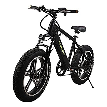 Amazon Com Nakto 20 350w Electric Bicycle Mountain Fat Tire Ebike