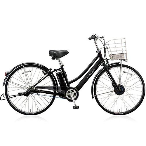 ブリヂストン(BRIDGESTONE) アルベルト e L型 AL6B48 26インチ 電動アシスト自転車 専用充電器付 B076PYS1CW T.アンバーブラック T.アンバーブラック
