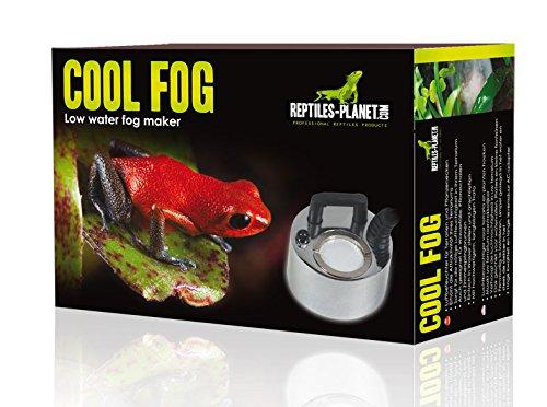 Reptiles Planet Ultraschall Zerstäuber für Terrarium Cool Fog