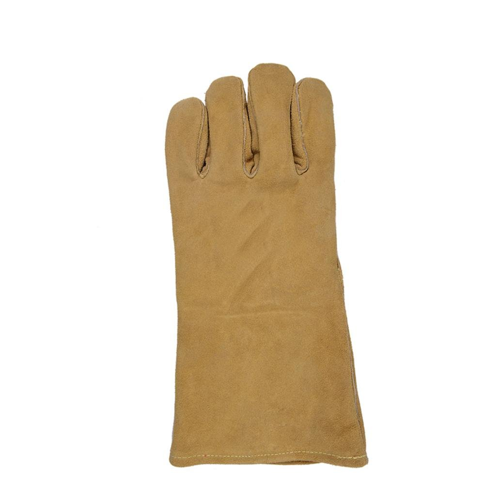 General high temperature 250 degrees heat insulation cutting welding gloves welding fire retardant soft and comfortable labor protection products by LIXIANG (Image #4)