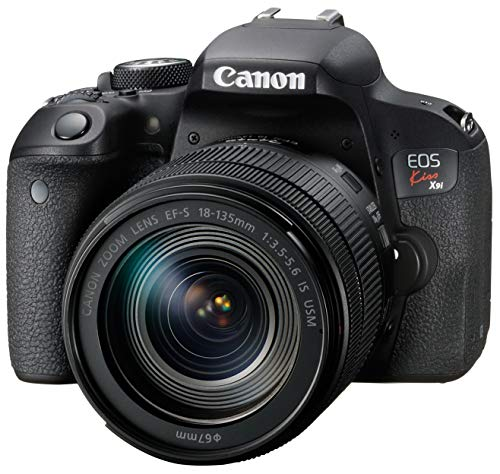 (Canon digital single-lens reflex camera EOS Kiss X9i lens kit EF-S18-135mm F3.5-5.6 IS USM comes DIGIC7 equipped--(Japan Import-No Warranty) )