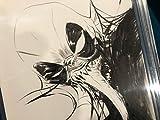 JAE LEE ORIGINAL Signed Sketch Art CBCS 9.4