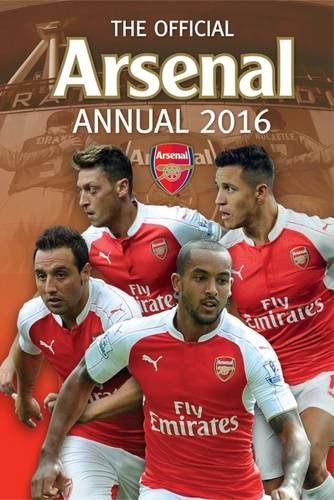 The Official Arsenal Annual 2016