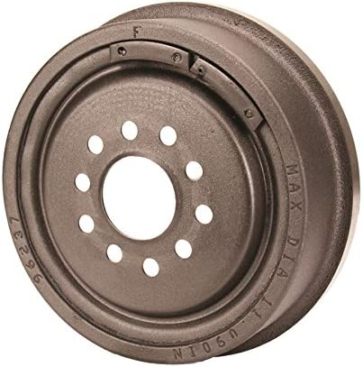 Currie 96237 11in BRAKE DRUM W// 5 X 4 1//2 and 5 X 4 3//4 WHEEL PATTERNS-ABCS STY