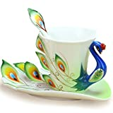 Yosou Home Personalized Unique Custom Design Porcelain Tea - Best Reviews Guide