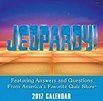Jeopardy! 2017 Day-to-Day Calendar
