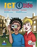 img - for ICT 4 Life Year 7: Students' ActiveBook (Longman ICT4Life) by John Giles (2007-10-30) book / textbook / text book