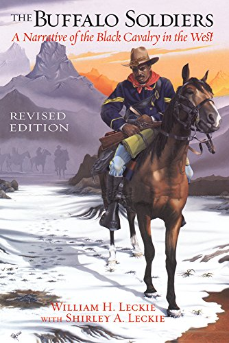 The Buffalo Soldiers: A Narrative of the Black Cavalry in the West, Revised Edition - African Buffalo