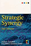 img - for Strategic Synergy by Andrew Campbell (1998-06-18) book / textbook / text book