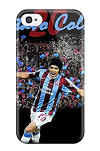 Hard Plastic Iphone 4/4s Case Back Cover,hot Gustavo Colman Case At Perfect Diy