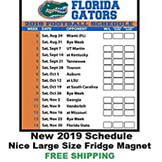 Uf Schedule 2020.Uf Football Schedule 2019 Florida Football Gators 2019