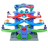 PJ Masks Spiral Die Cast Playset- Brown Mailer