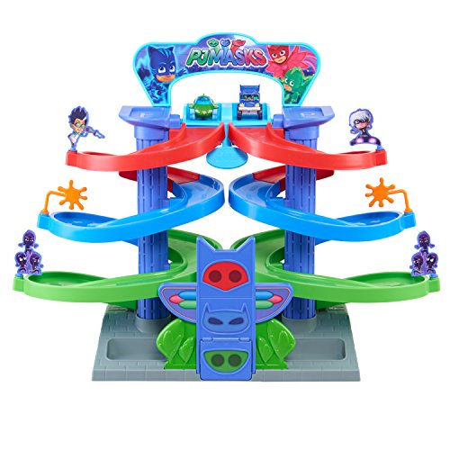 PJ Masks Spiral Die Cast Playset Now $20.99 (Was $49.99)