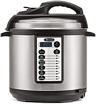 Bella 6 Quart Electric Pressure Cooker