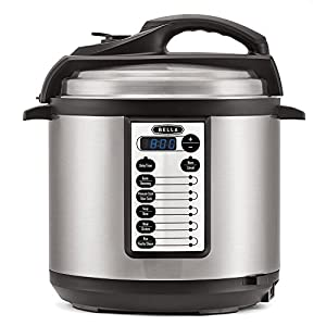 BELLA 10-In-1 Multi-Use Programmable Pressure Cooker, Slow Cooker, Rice Cooker, Steamer, Sauté Warmer with Searing and… 9