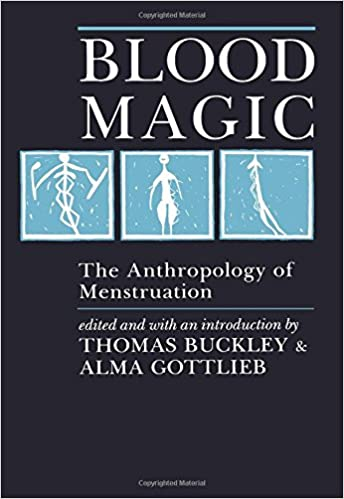Amazon.com: Blood Magic: The Anthropology of Menstruation ...