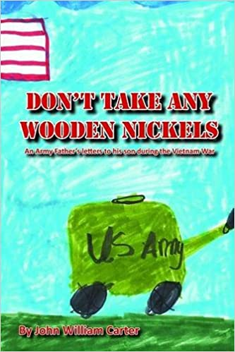 Dont Take Any Wooden Nickels John Carter 9781329409583 Amazon