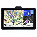 GPS Navigation for Car, 7 inches Lifetime Map Update Spoken Turn-to-Turn Navigation System