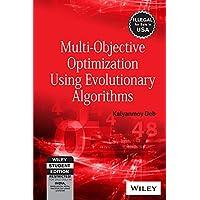 Multi-Objective Optimization using Evolutionary Algorithms