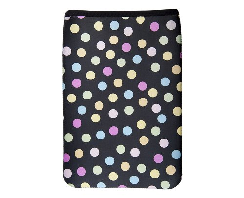 OP/TECH USA 4640751 Smart Sleeve 751, Neoprene Sleeve for Kindle DX (7.5 x 11.2), Dots