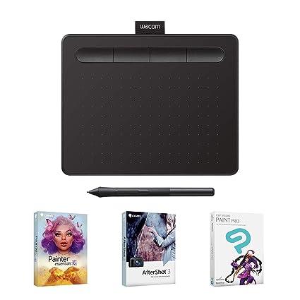Amazon.com: Wacom Intuos Graphics Drawing Tablet with 3 Bonus