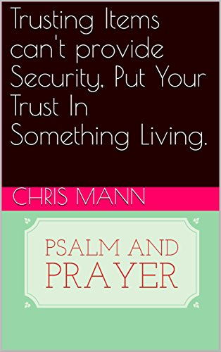 Trusting Items can't provide Security, Put Your Trust In