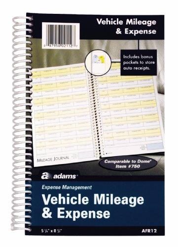 Adams Automobile Log Books (ABFAFR12)