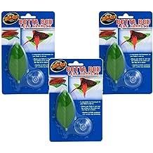 (3 Pack) Betta Bed Leaf Hammock