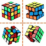 Mini Cube Puzzle Party Favors for Kids, Libay 20