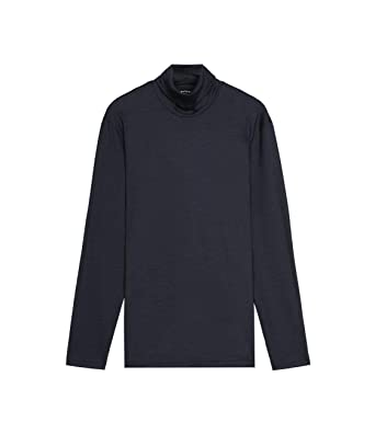 d1aa27ee49c0f Intimissimi Mens Long-Sleeve High-Neck Merino-Wool Top at Amazon Men's  Clothing store: