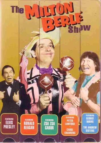 Television Classics: The Milton Berle Show [VHS]