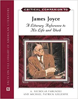 CRITICAL COMPANION TO JAMES JOYCE PDF DOWNLOAD