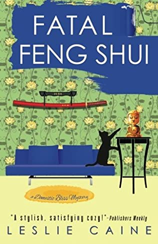 book cover of Fatal Feng Shui