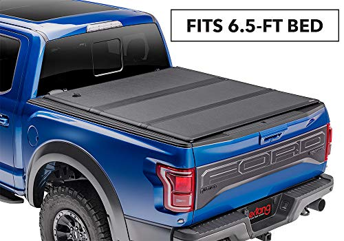 Extang Encore Soft Folding Truck Bed Tonneau Cover | 62931 | fits Nissan Titan XD (6 1/2 ft) 2016-18 (with/without rail system)