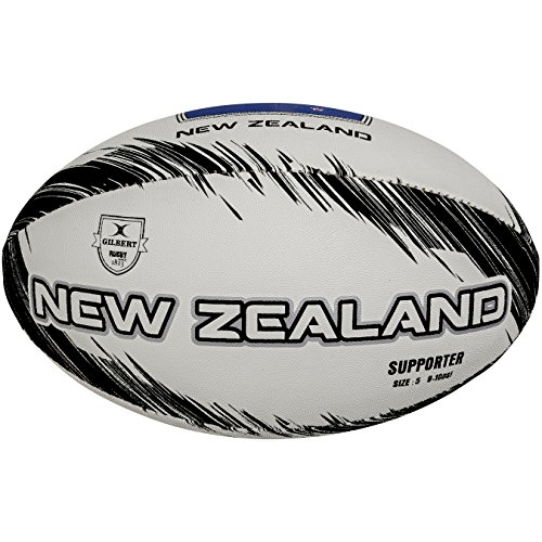 New Zealand All Blacks Supporters Rugby Ball