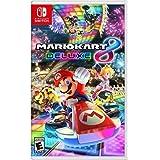 Mario Kart 8 Deluxe - Nintendo Switch (Renewed)