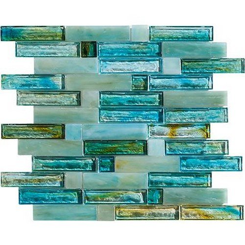 Marazzi Caicos Mosaic, 12.5 x 13, Crane Beach