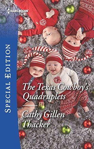 The Texas Cowboy's Quadruplets (Texas Legends: The McCabes)