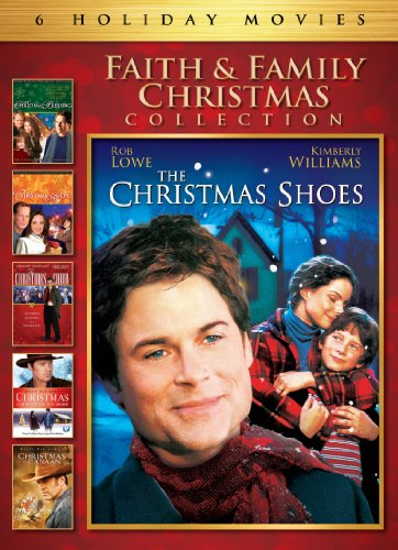 Faith & Family Christmas Collection Movie 6 Pack (The Christmas Shoes, The Christmas Blessing, The Christmas Hope, The Christmas Choir, Christmas in Canaan, Christmas Comes Home to ()