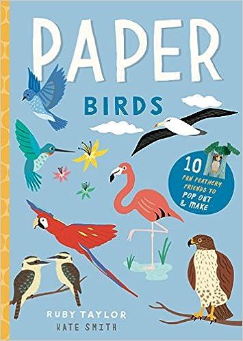 Epublibre Descargar Libros Gratis Paper Birds: 10 Fun Feathery Friends To Pop Out And Make Epub En Kindle