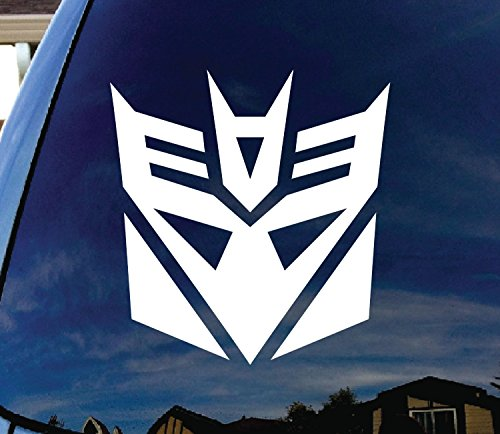 (CMI349 Decepticon Transformer Car Window Vinyl Decal Sticker 5