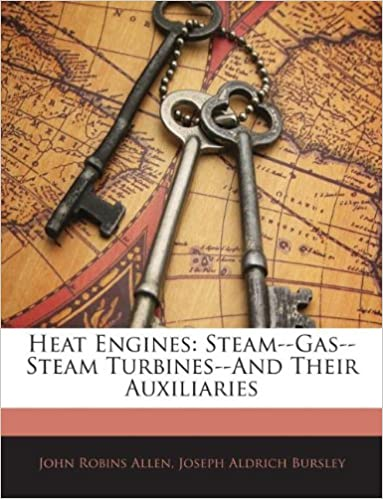 Download gratis ebook til mp3 Heat Engines: Steam--Gas--Steam Turbines--And Their Auxiliaries in Danish PDF iBook PDB