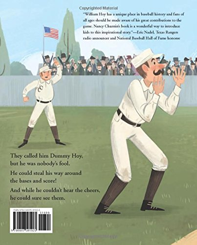The William Hoy Story: How a Deaf Baseball Player Changed the Game by Albert Whitman Company