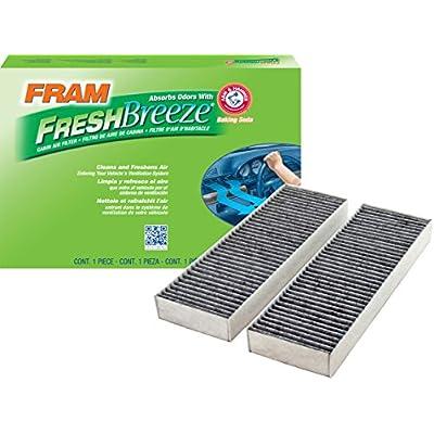 FRAM CF8603A Fresh Breeze Cabin Air Filter with Arm & Hammer: Automotive