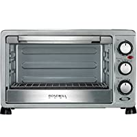 Rosewill RHTO-17001 6 Slice Toaster Oven w/Pan Broiler Rack Deals