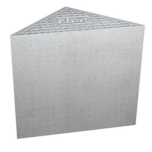 SB41, Schluter-Kerdi-Shower-SB, Shower Bench, Triangular - 16W by Schluter