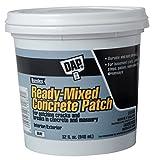 Dap 31084 1 Quart Concrete Patcher Interior & Exterior