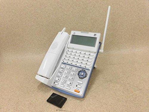 CL720(W) サクサ PLATIA PT1000 30ボタンコードレス電話機   B01GFQMOQ0